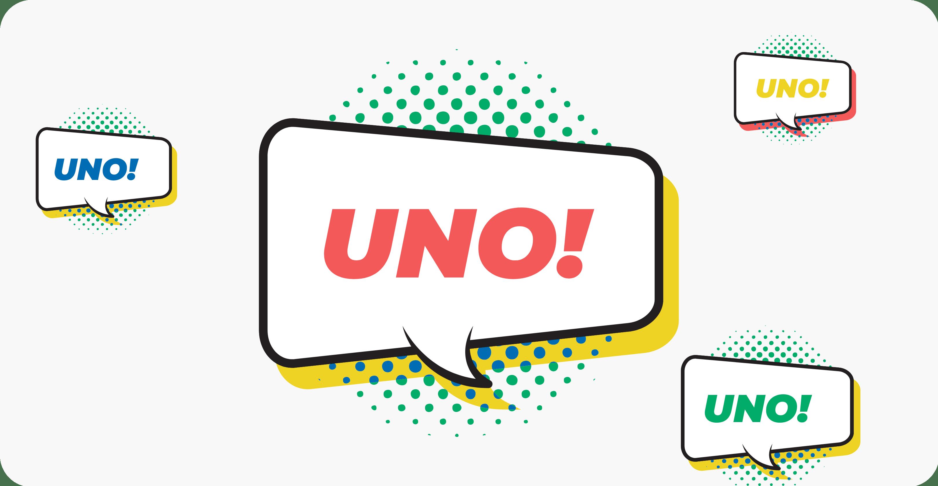 Last card - Uno!