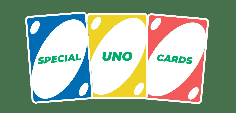 Special uno cards
