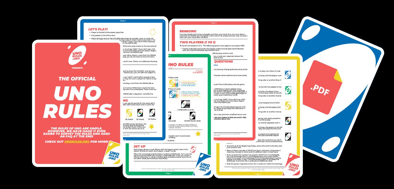 Unorules.org - small icon Uno rules PDF