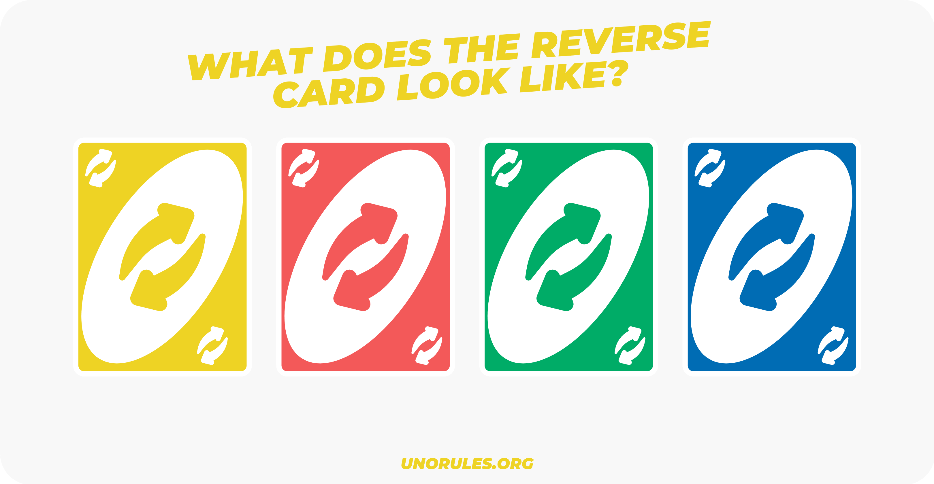 What does the reverse card look like - All colors