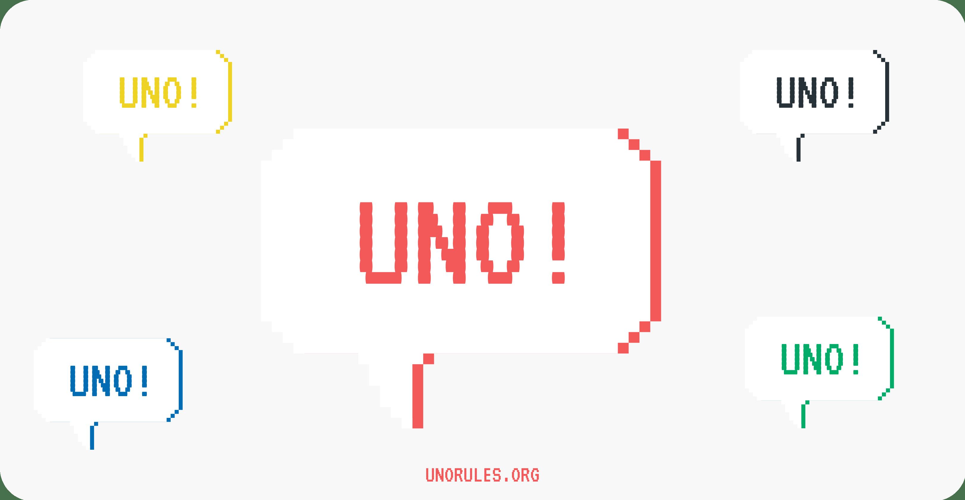 Minecraft Uno!