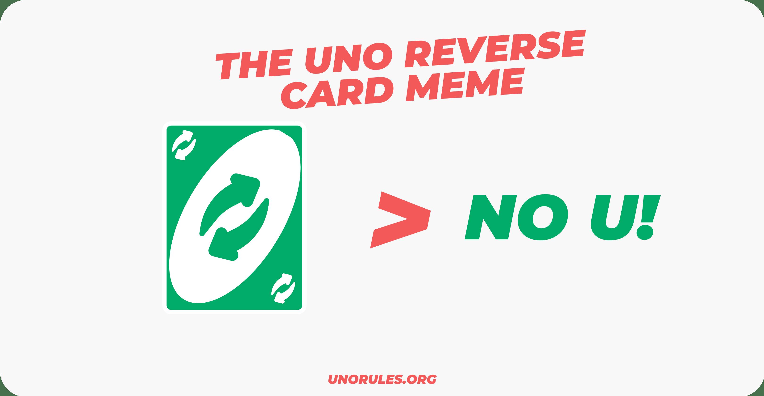 Uno Card Meme