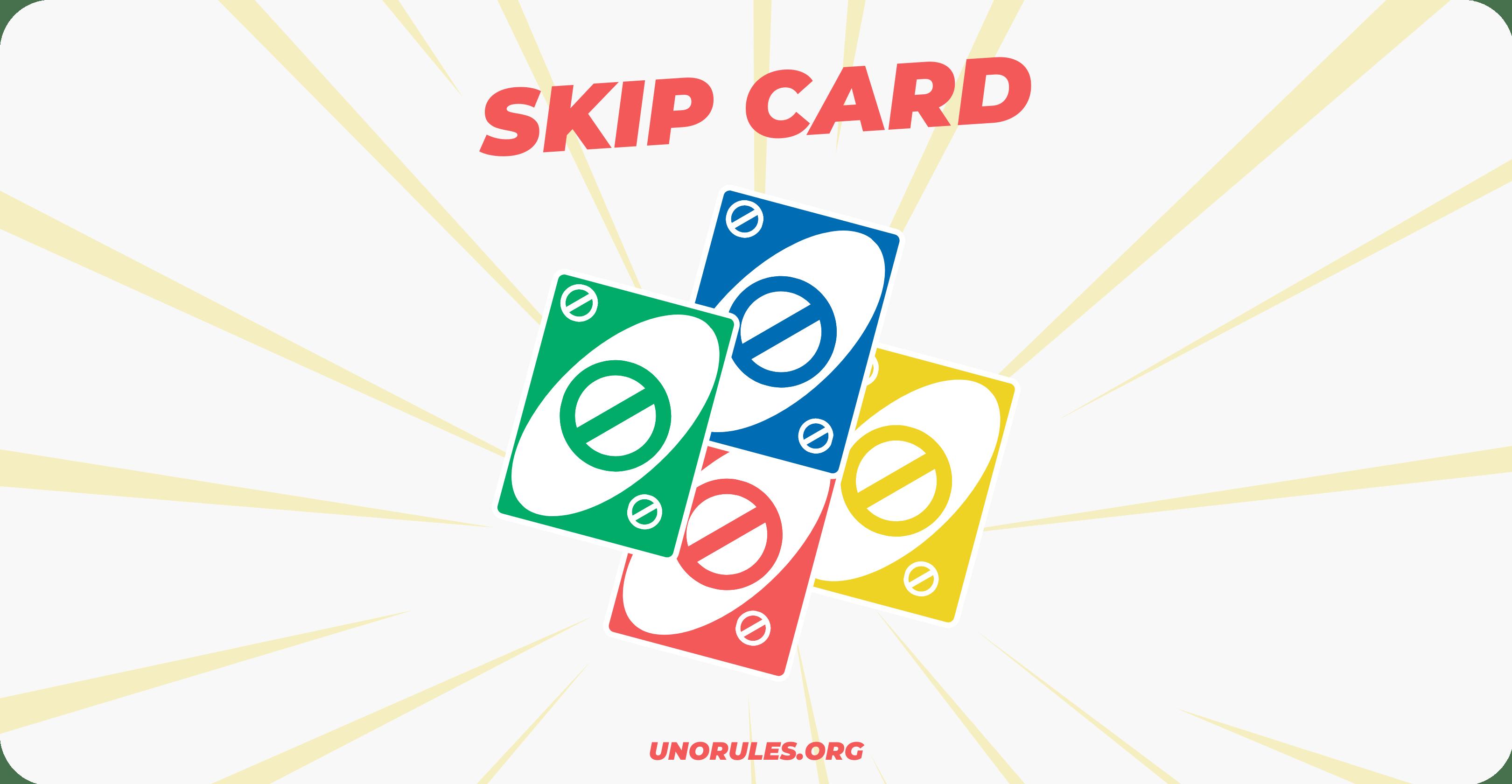 Skip Card