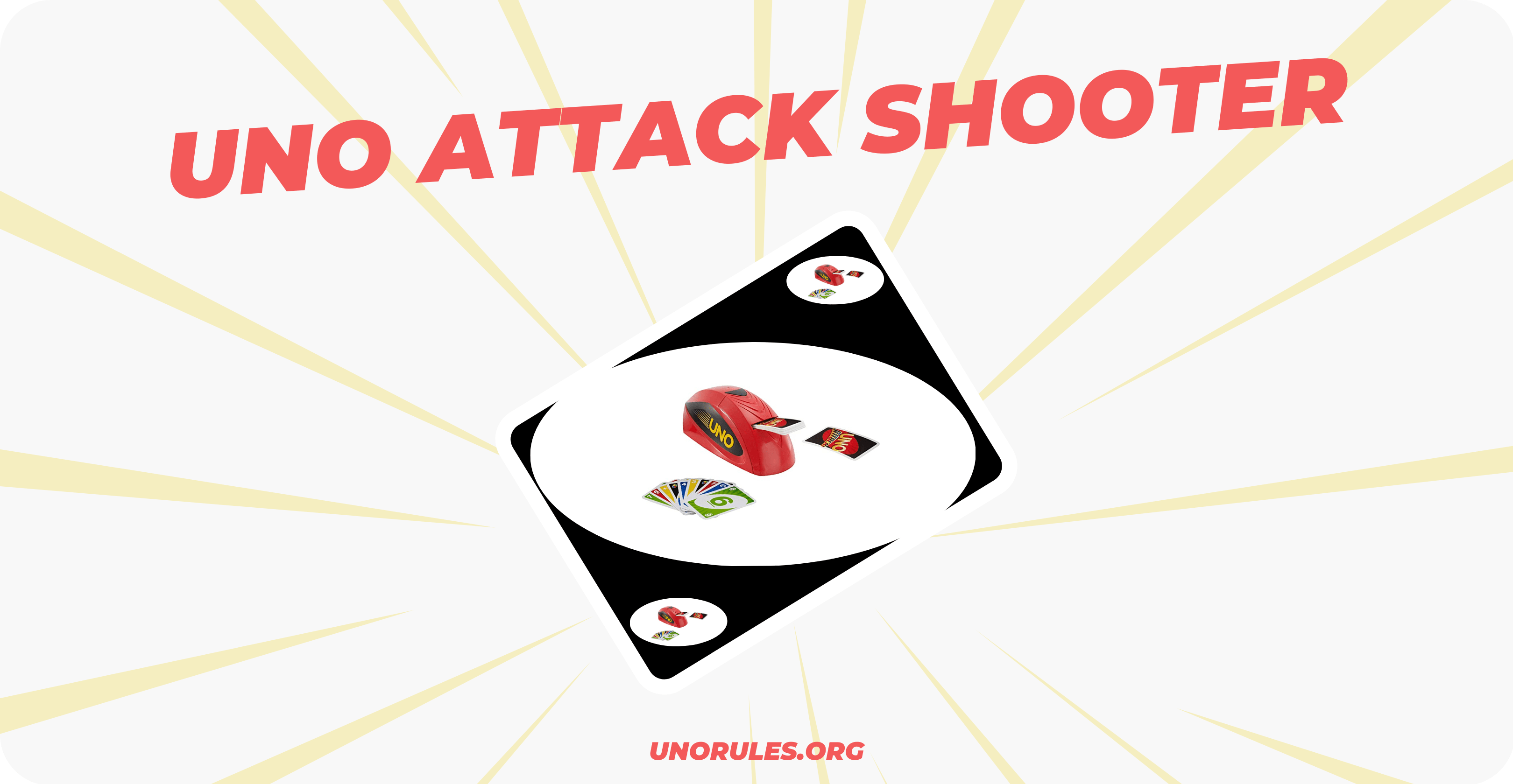 The Uno Attack shooter