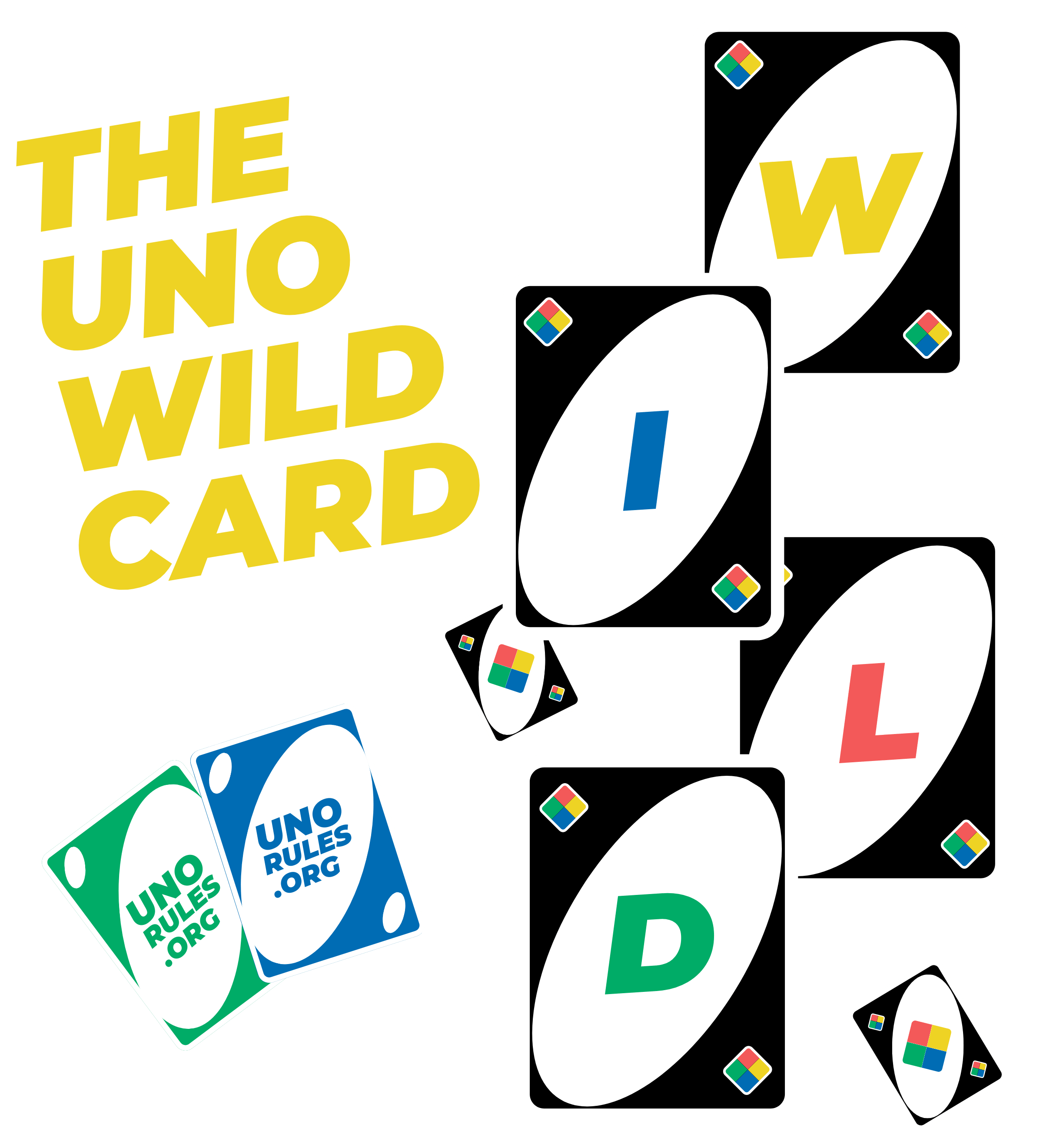The Uno Wild Card rules