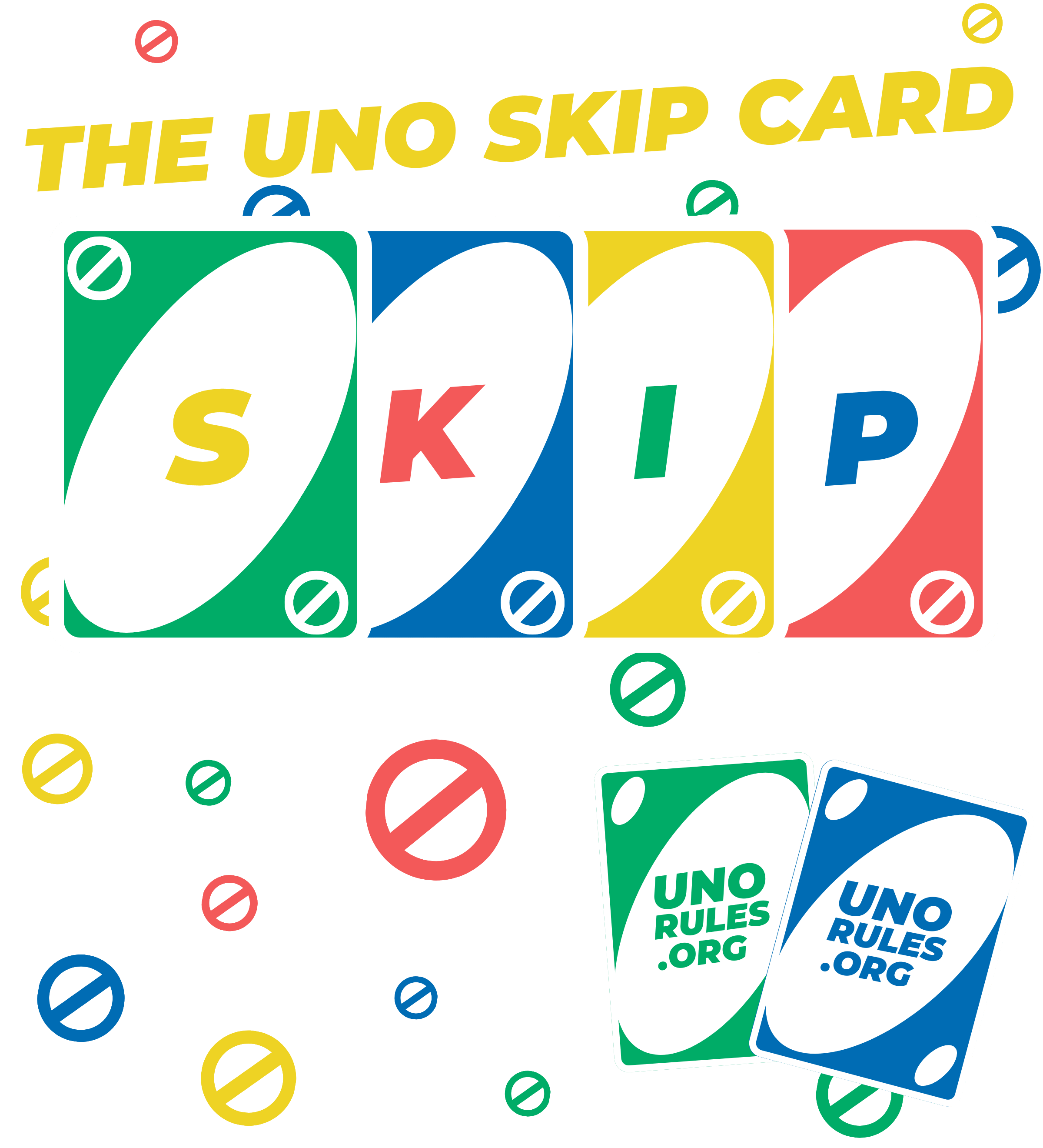 Uno Skip Card Unorules.org