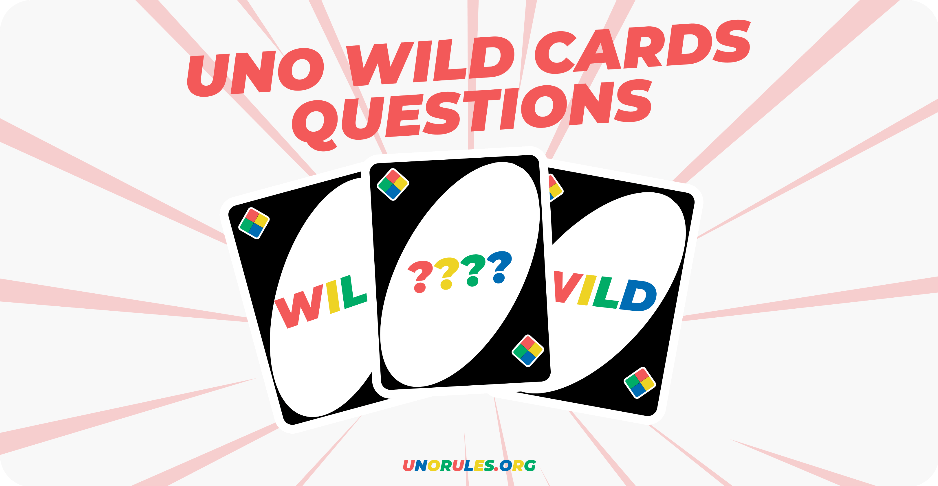 Uno Wild card questions