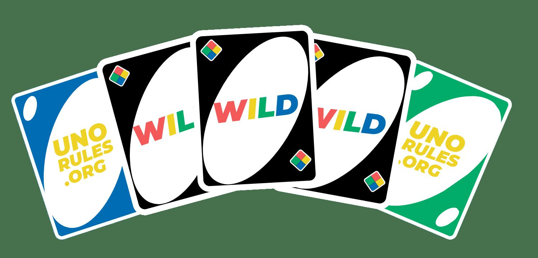 Uno Wild card rules icon