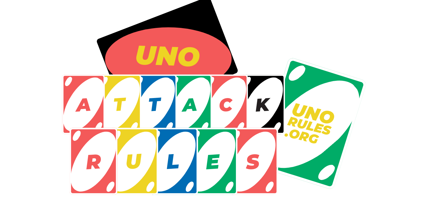 Uno attack rules - all the rules