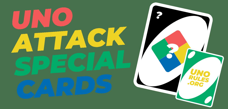 Uno attack special cards - Unorules.org:uno-attack-rules