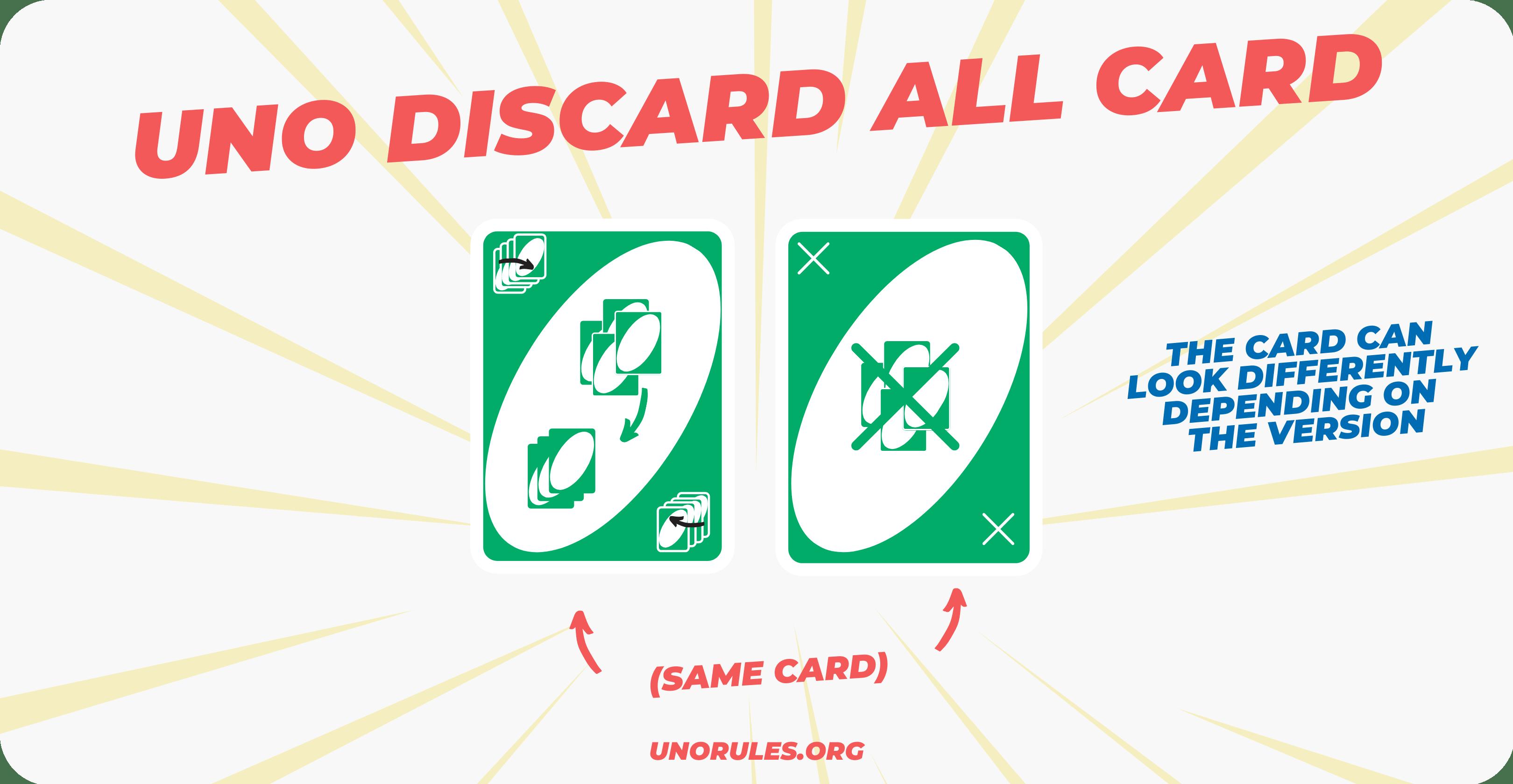 Uno Attack Cards