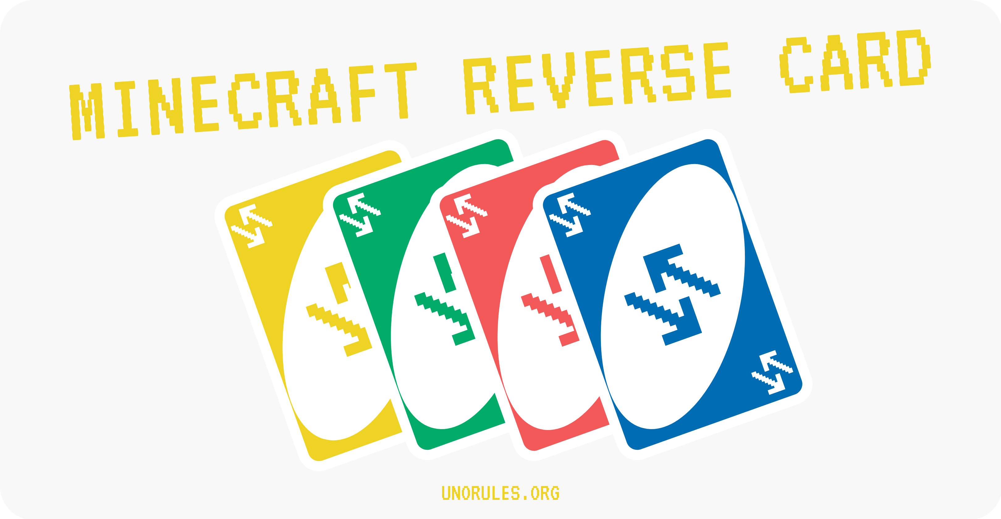 Uno reverse card minecraft version unorules.org