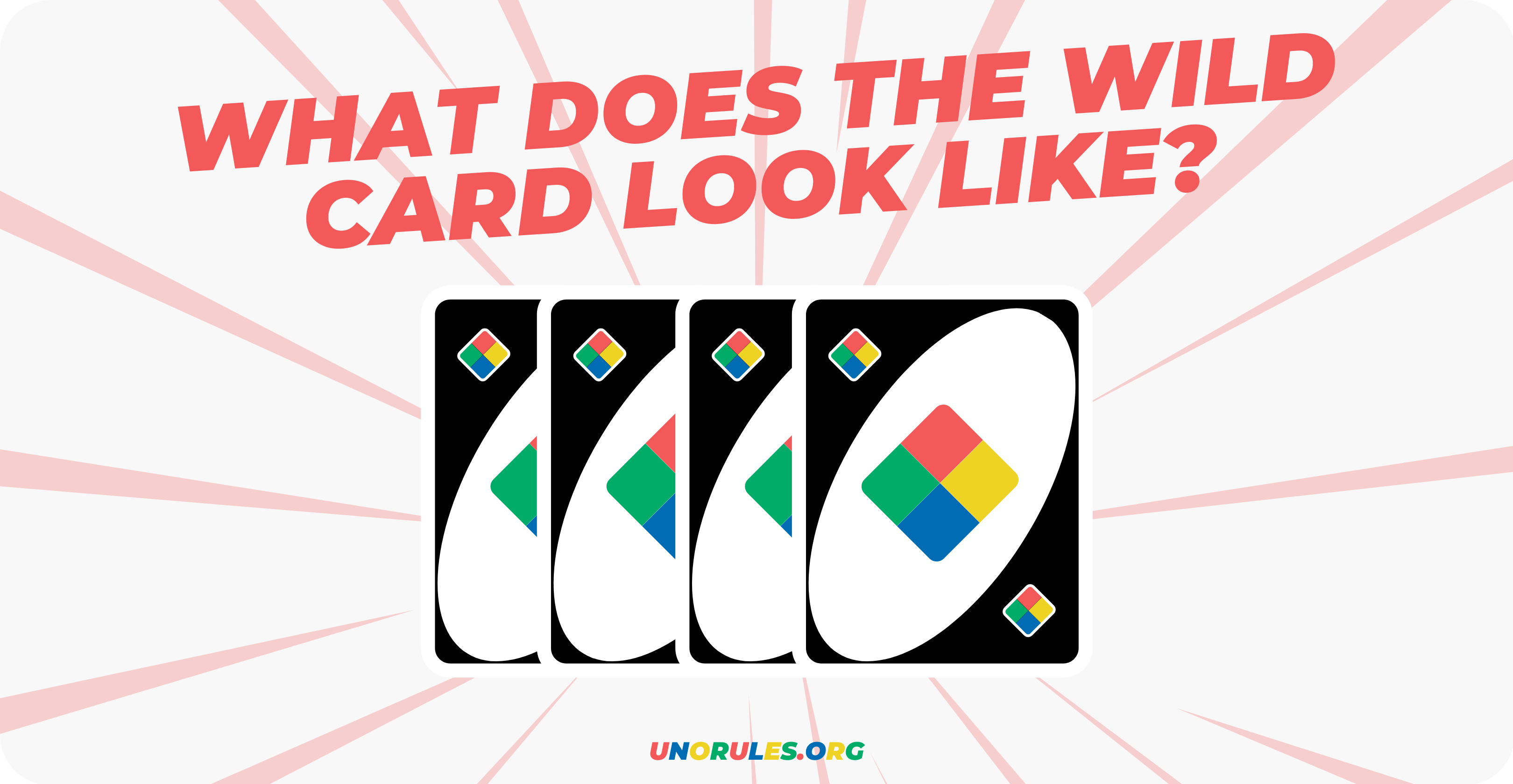 What does the Wild card look like