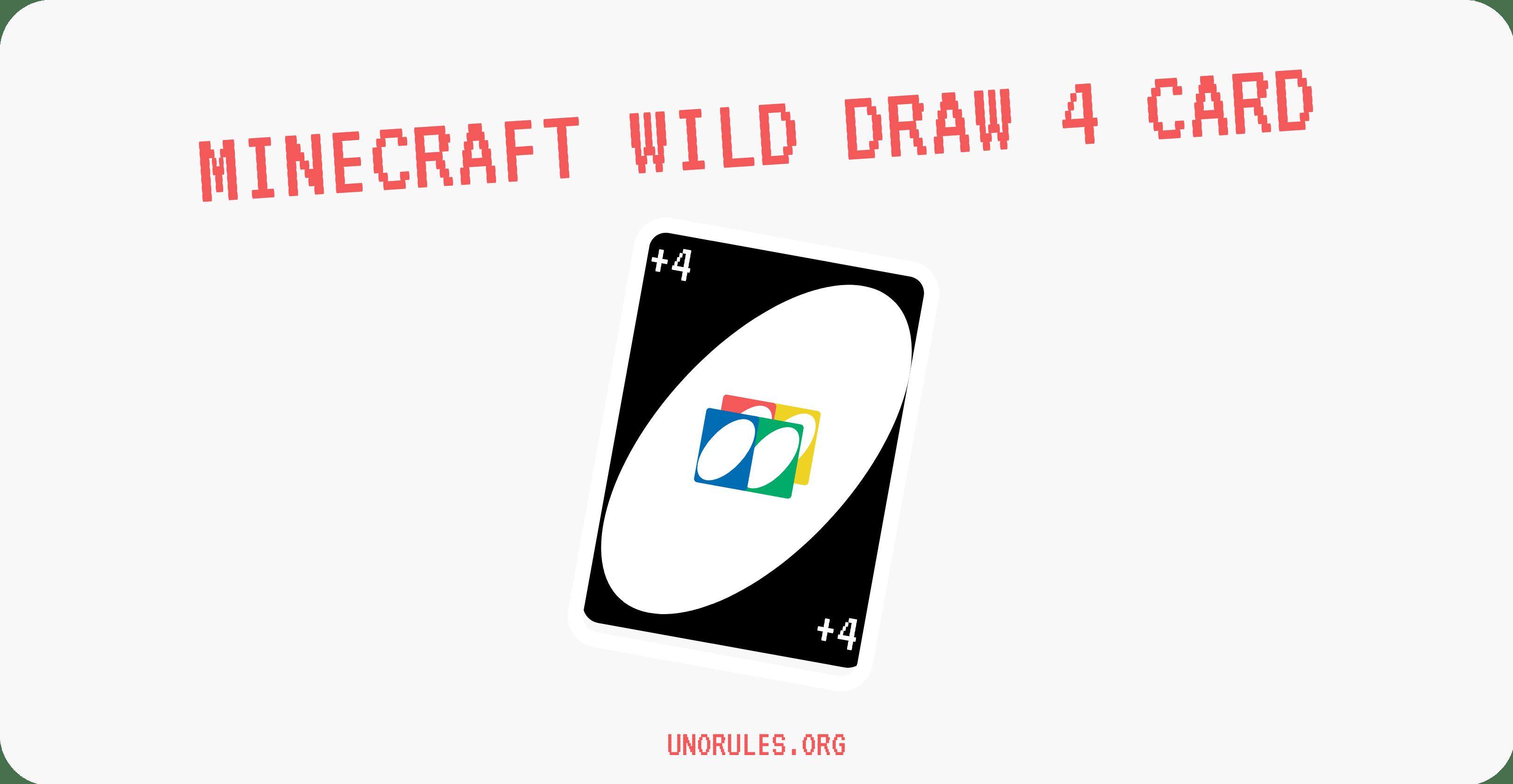 Wild Card Draw 4