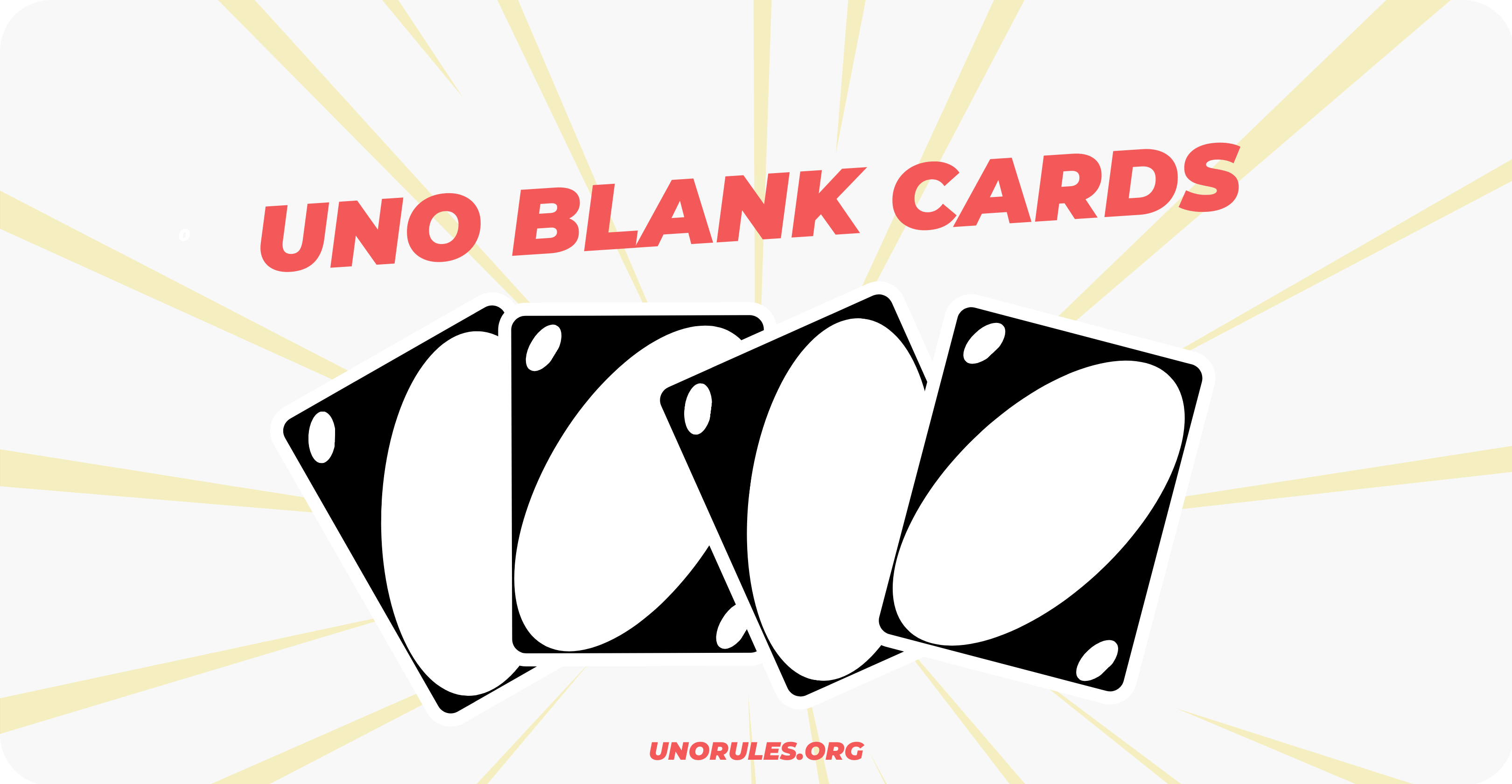how many uno cards in a deck including blanks