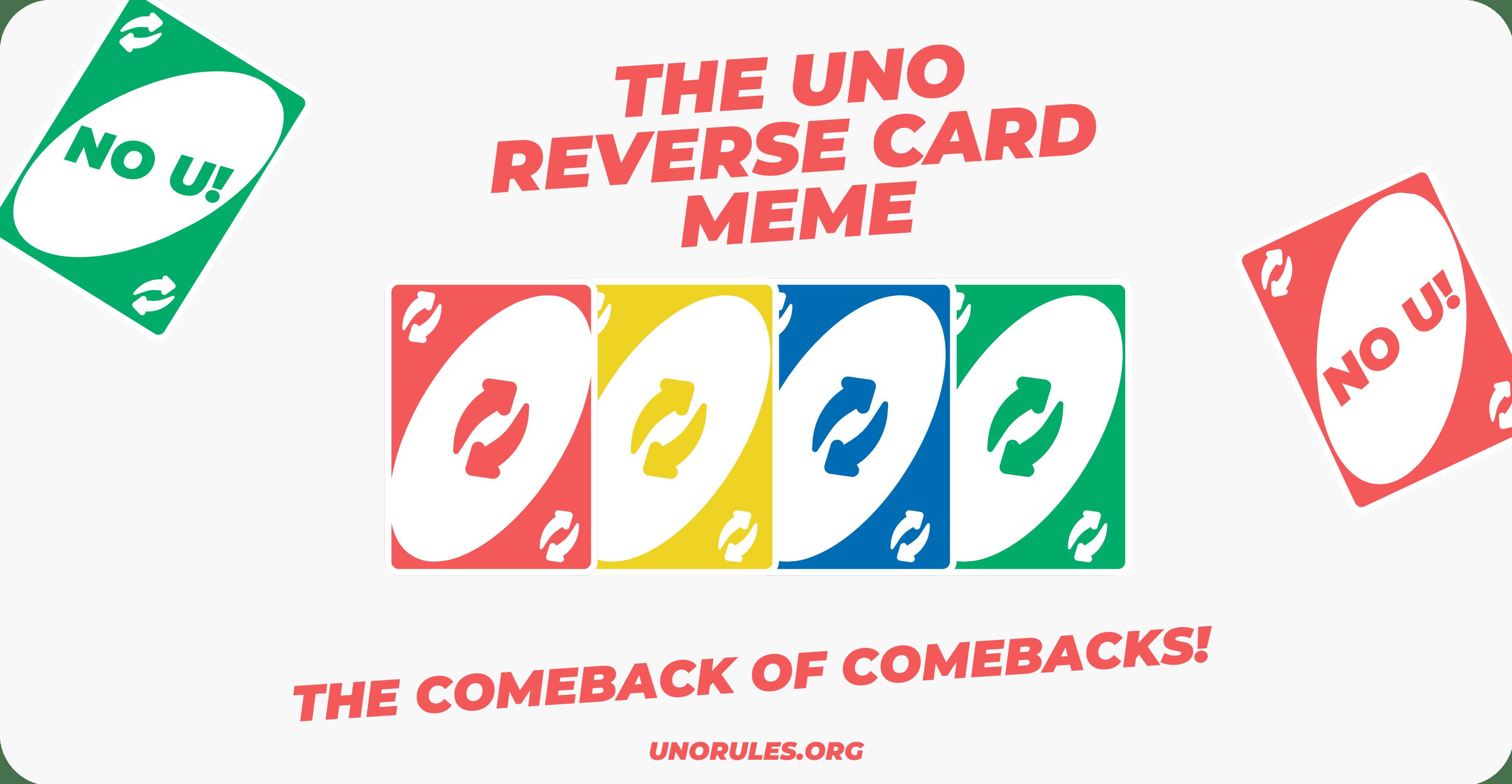 reverse uno card meme