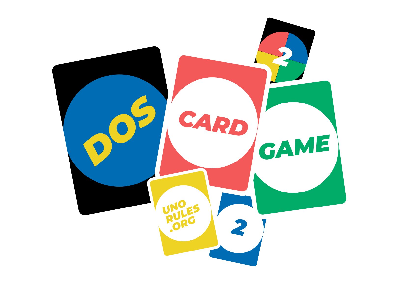 Dos Card Game Unorules.org