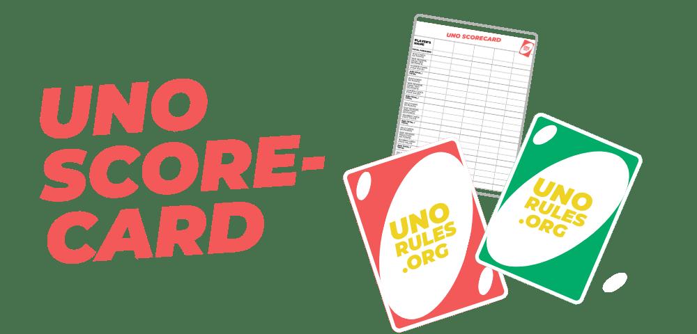 Uno Scorecard