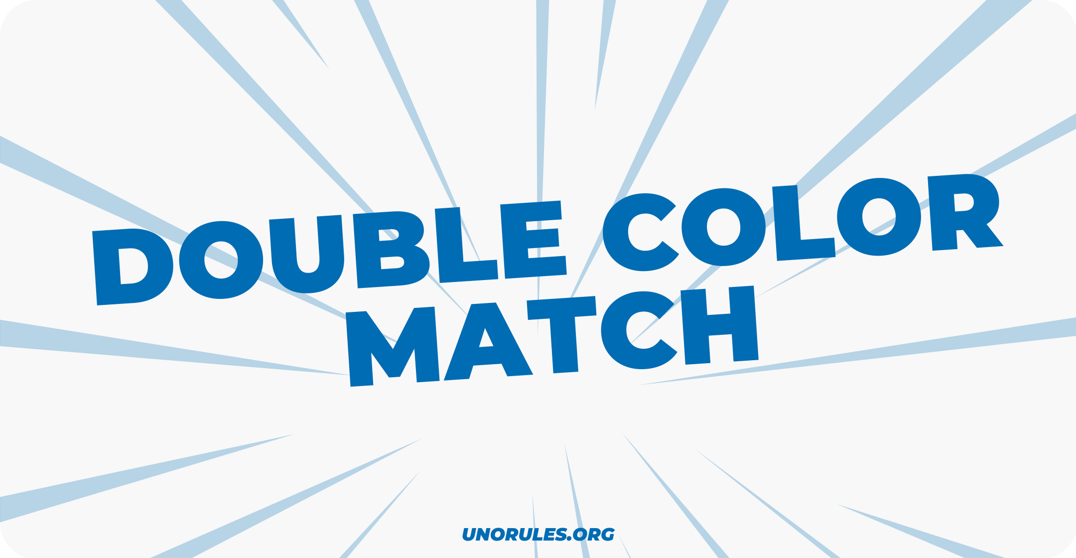 Double color match