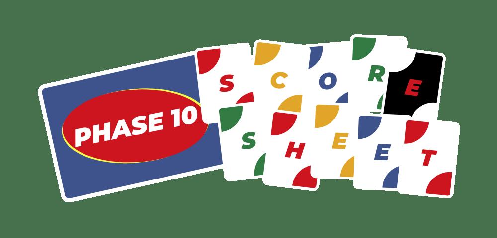 Phase 10 scoresheet unorules.org