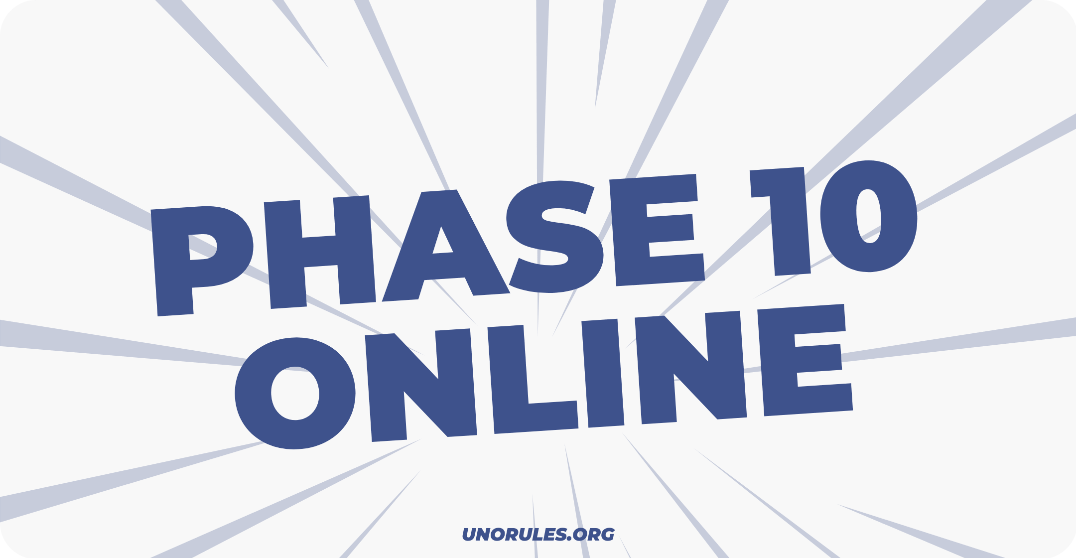 Playing Phase 10 online
