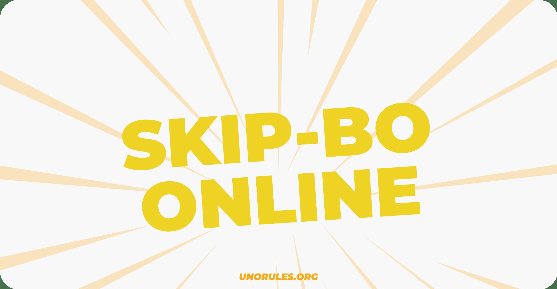 Skip-Bo online