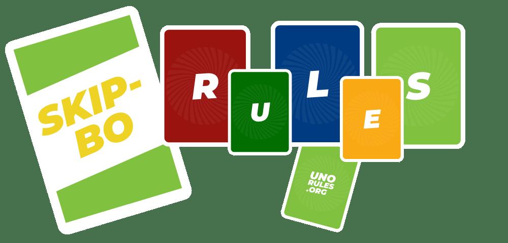 The Skip-Bo rules