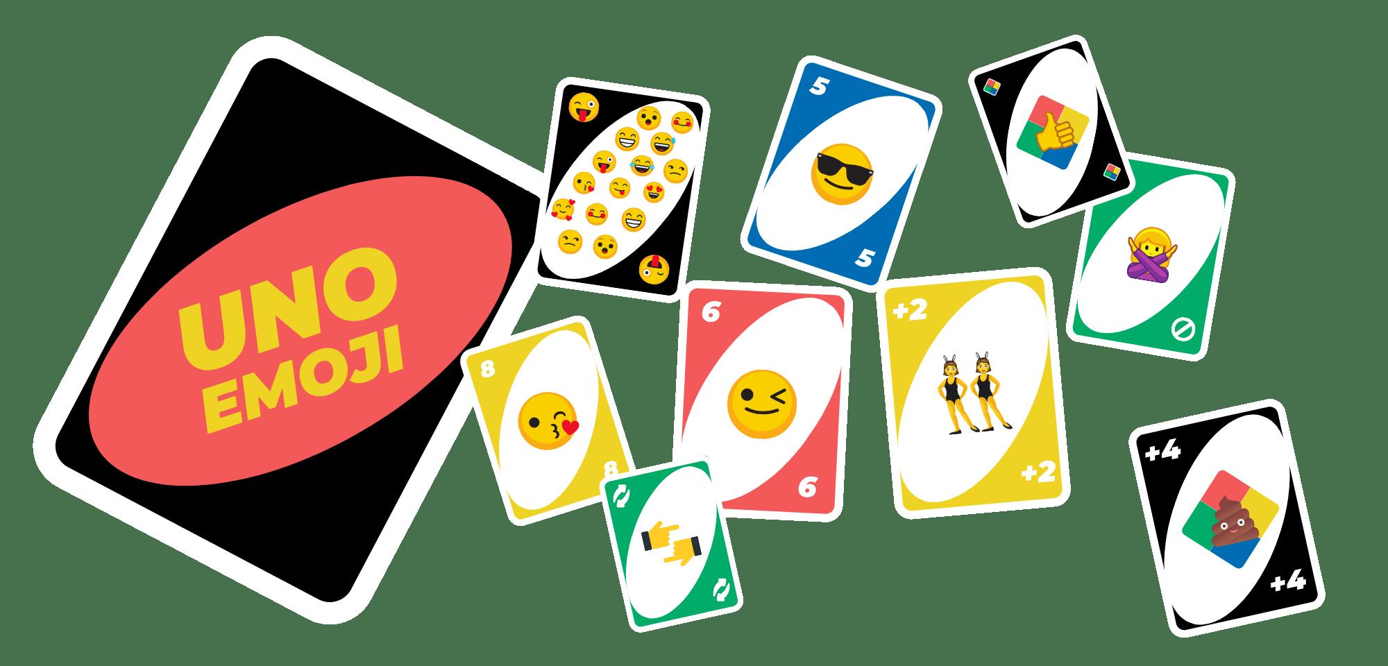 Uno Emoji icon