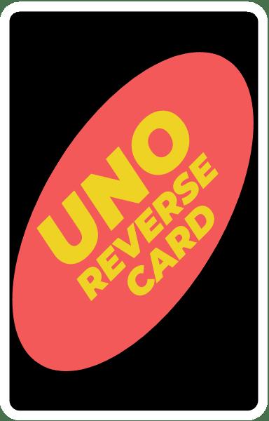 Unorules.org Uno reverse card