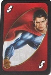batman vs superman uno reverse card superman Unorules.org