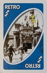 disney theme park classic 2005 uno reverse card Unorules.org