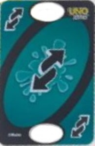 uno flip splash dark reverse card Unorules.org